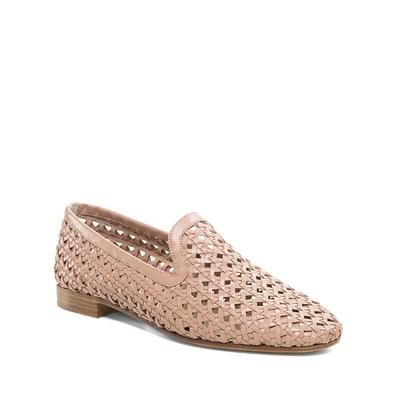 Fratelli Rossetti-Woven leather slipper