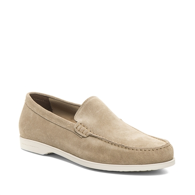 Fratelli Rossetti-Suede loafer