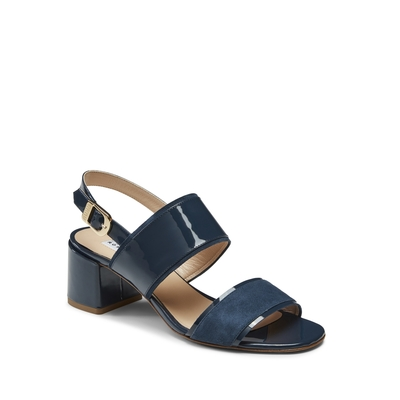 Fratelli Rossetti-Suede and leather sandal