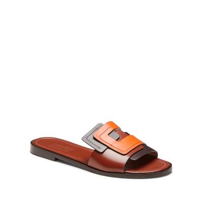 "Fratelli Rossetti-""Flame"" slipper"
