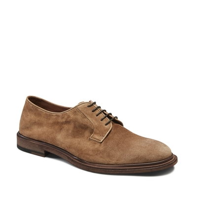 Fratelli Rossetti-Zapato de ante con cordones