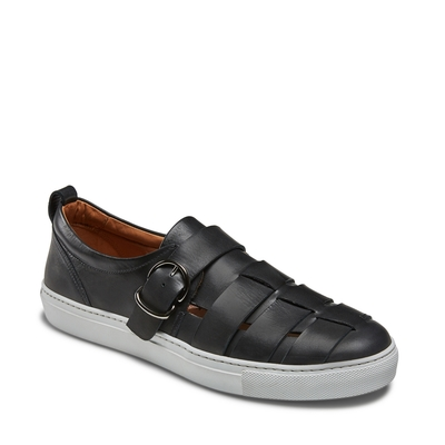 Fratelli Rossetti-Leather sandal sneaker