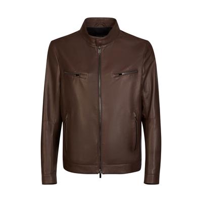 Fratelli Rossetti-Leather jacket