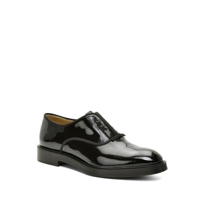 Fratelli Rossetti-Patent leather lace-up