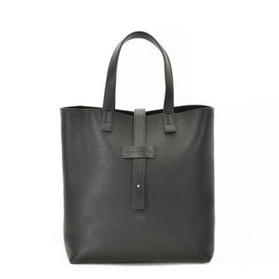 Fratelli Rossetti-Leather shopping bag
