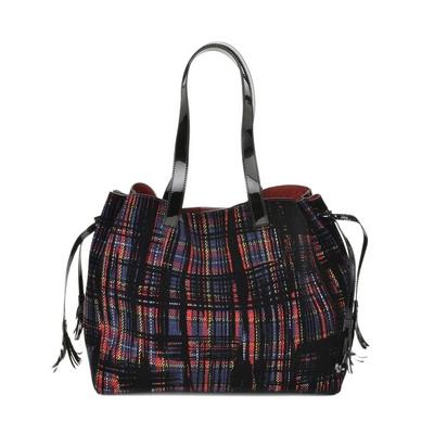 Fratelli Rossetti-Fabric shopping bag