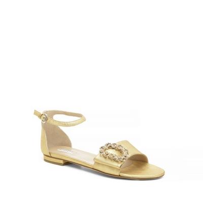 Fratelli Rossetti-Sandalo flat gioiello