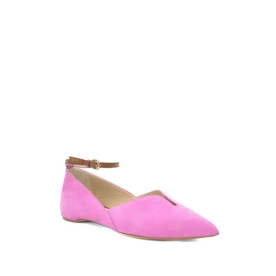 Fratelli Rossetti - Suede ballet flats