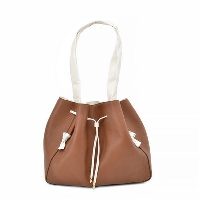 Fratelli Rossetti - Leather Shopping Bag