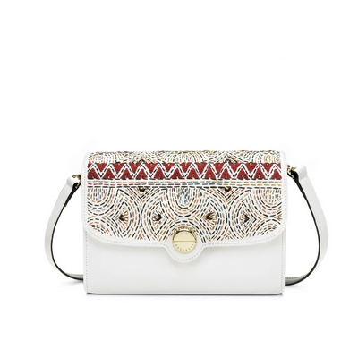 Fratelli Rossetti - Embroidered clutch