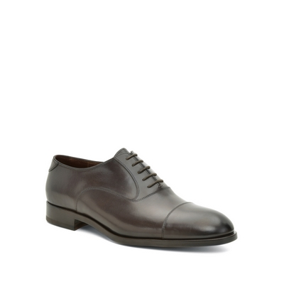 Fratelli Rossetti-Leather lace-up shoe