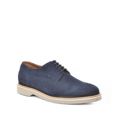 Fratelli Rossetti - Suede Derby lace-up shoe
