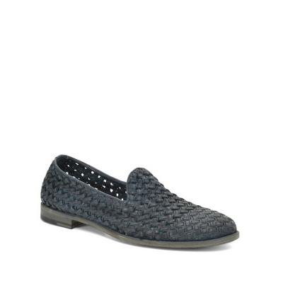 Fratelli Rossetti-Braided leather slipper