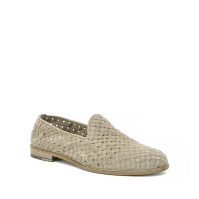Fratelli Rossetti-Braided suede slipper