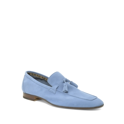 Fratelli Rossetti - Light suede loafer