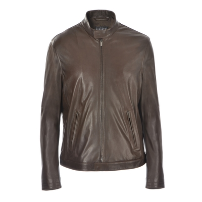 Fratelli Rossetti - Leather cropped jacket