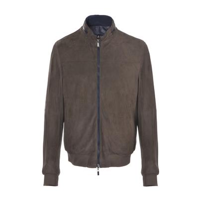 Fratelli Rossetti-Cropped reversibile  jacket