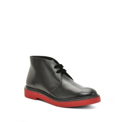 Fratelli Rossetti-Leather desert boot