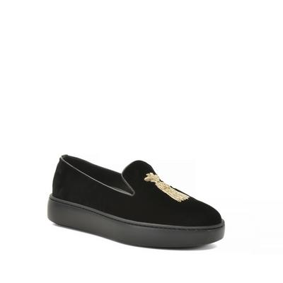 Fratelli Rossetti-Sneaker slipper in velluto