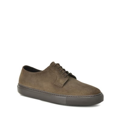 Fratelli Rossetti-Sneaker in suede