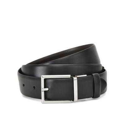Fratelli Rossetti-Reversible leather belt